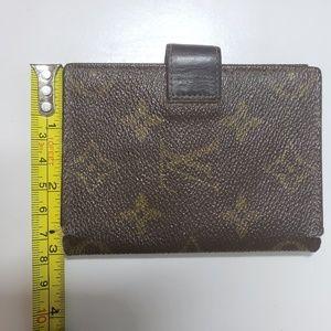 Louis Vuitton Accessories - 🔥 AUTHENTIC Louis Vuitton Leather CC Holder